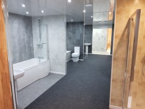 Bathroom Cladding Store Showroom