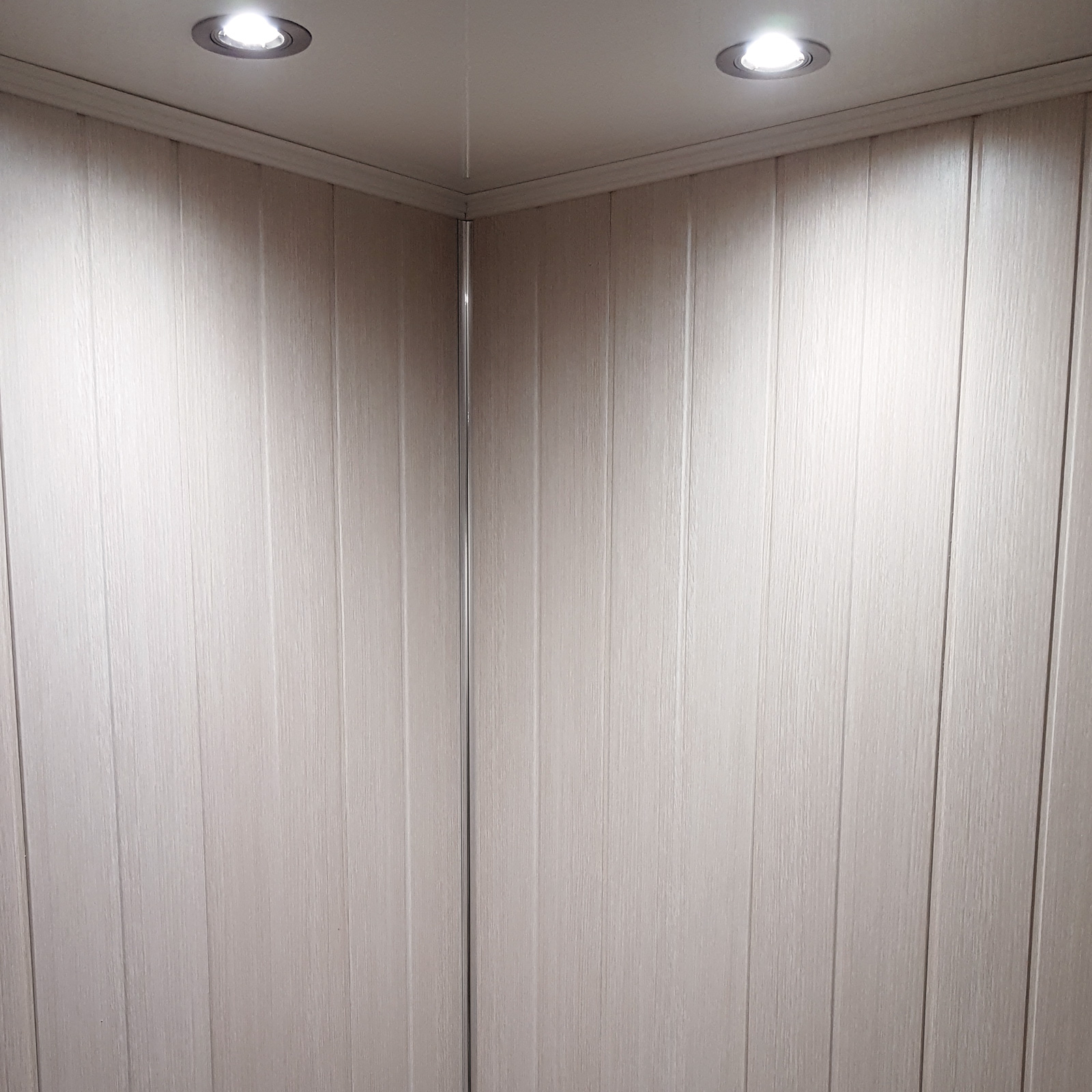 Grey Wood Bathroom Cladding Store