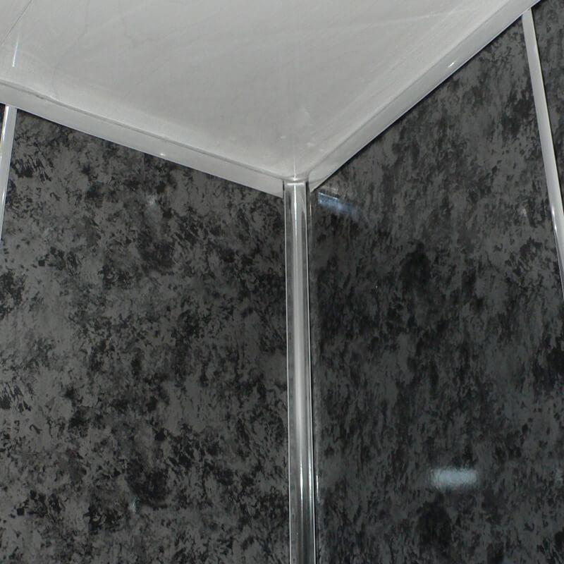 Black Sparkle Wall Tiles