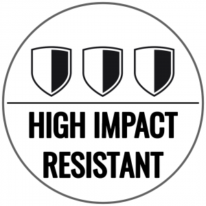 High Impact Resistance