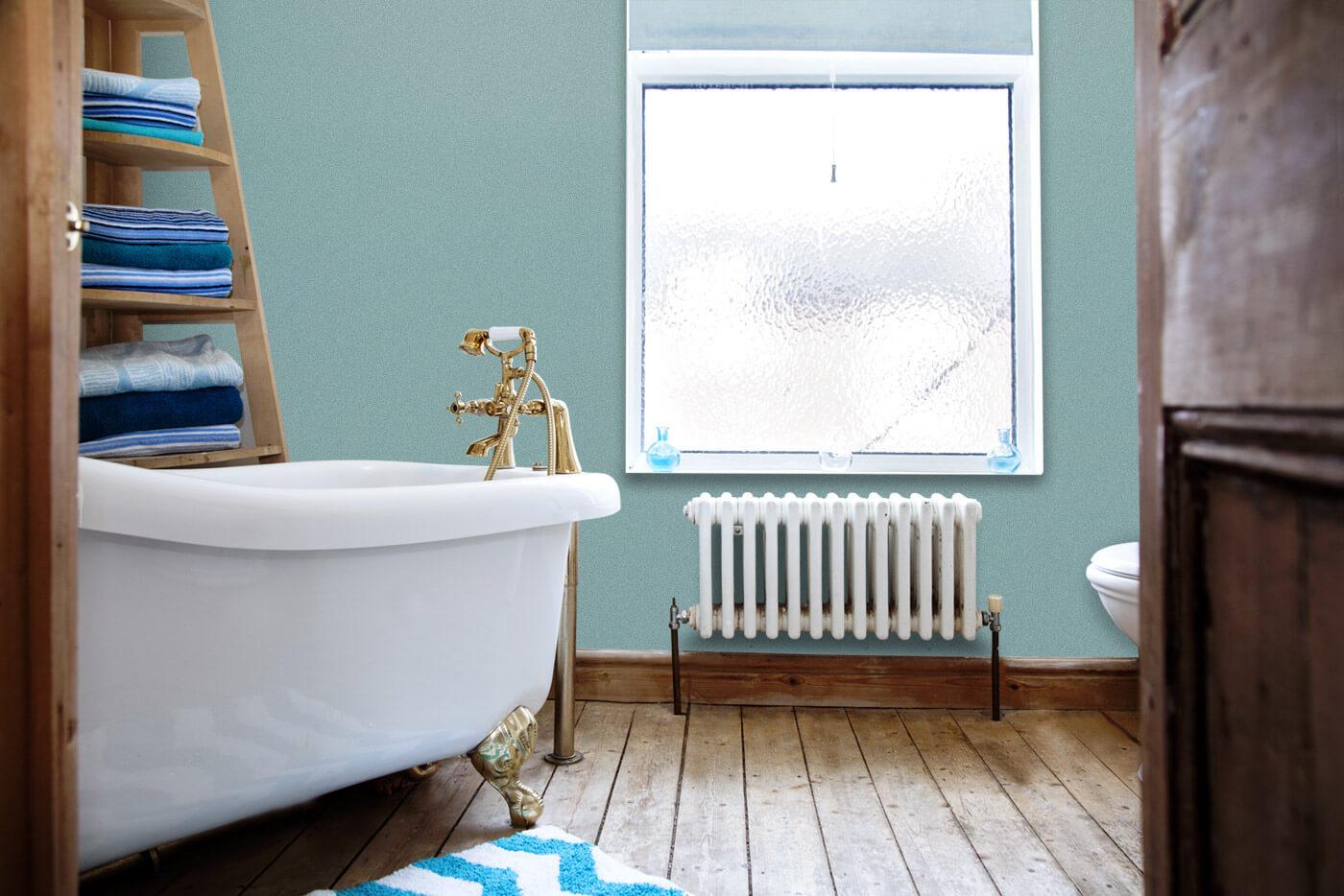 Aquamax Azure Shimmer Shower Panel - Bathroom Cladding Store